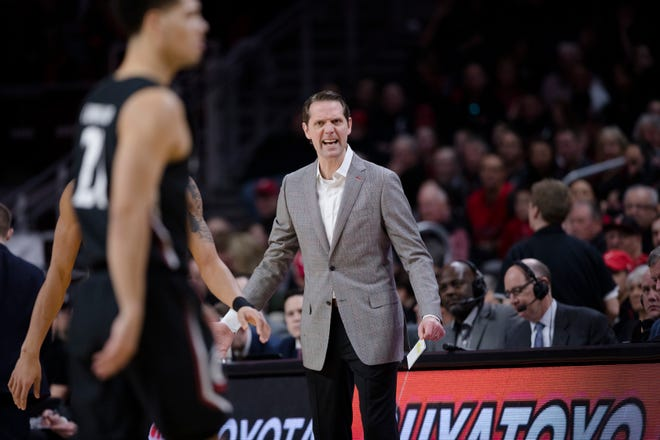 "UC head coach John Brannen thinks his team is as ready as it could be for the December 2 opener against Lipscomb. ""We got the most out of anything we've done this fall with 28 practices under our belt,"" he said of the team's intrasquad scrimmage."