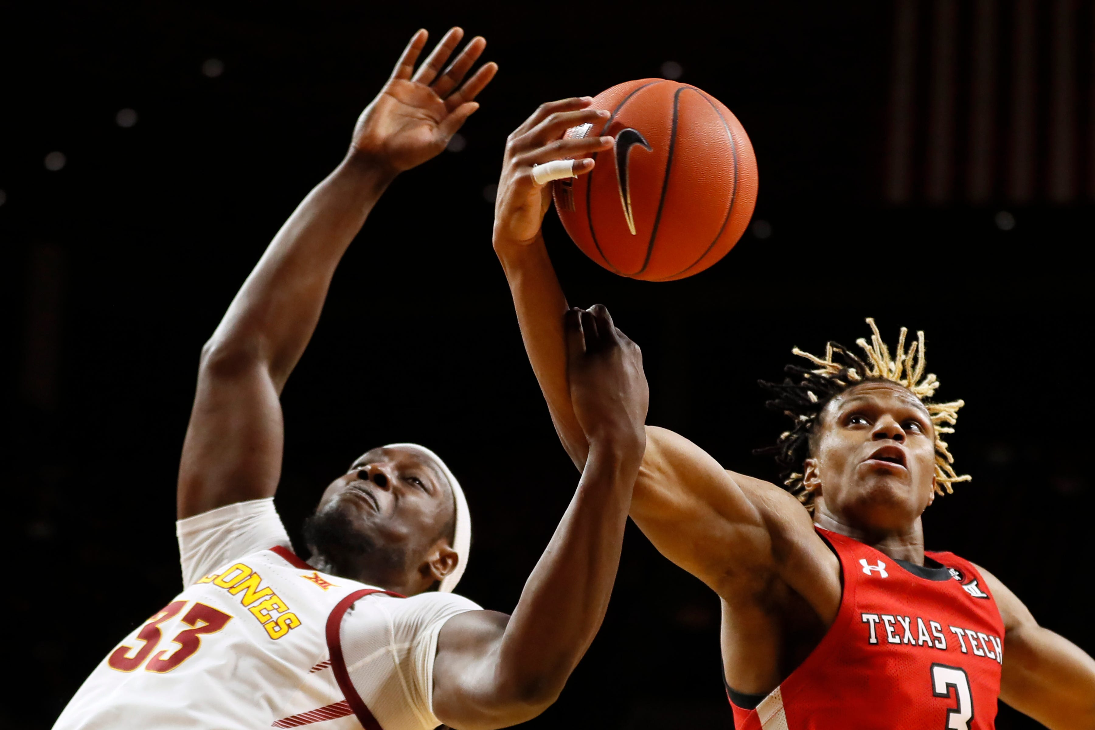 Iowa State Basketball Another Bad Day For Isu In Loss To Texas Tech