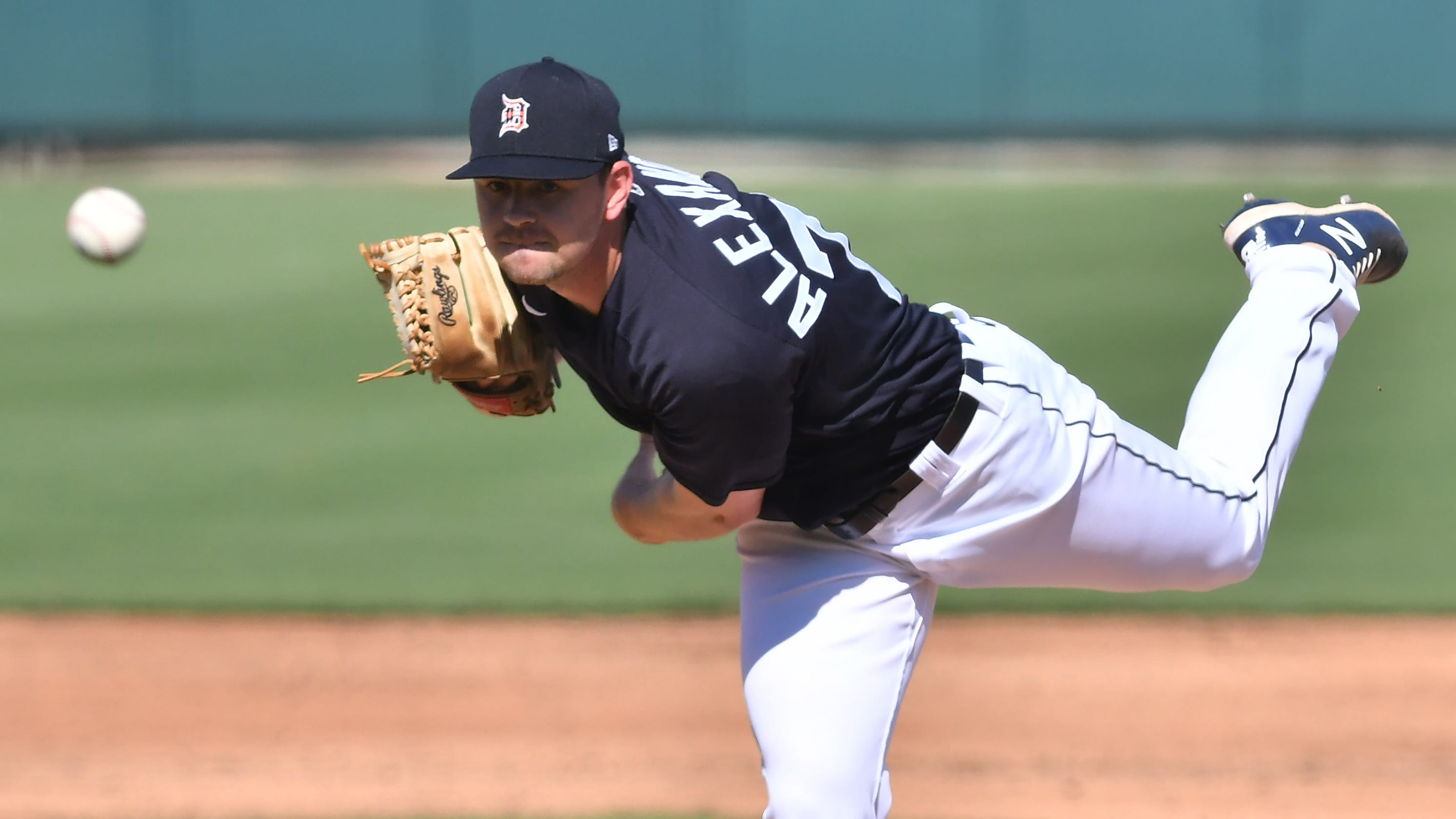 Tigers' Ron Gardenhire says Tyler Alexander will stay in bullpen for now