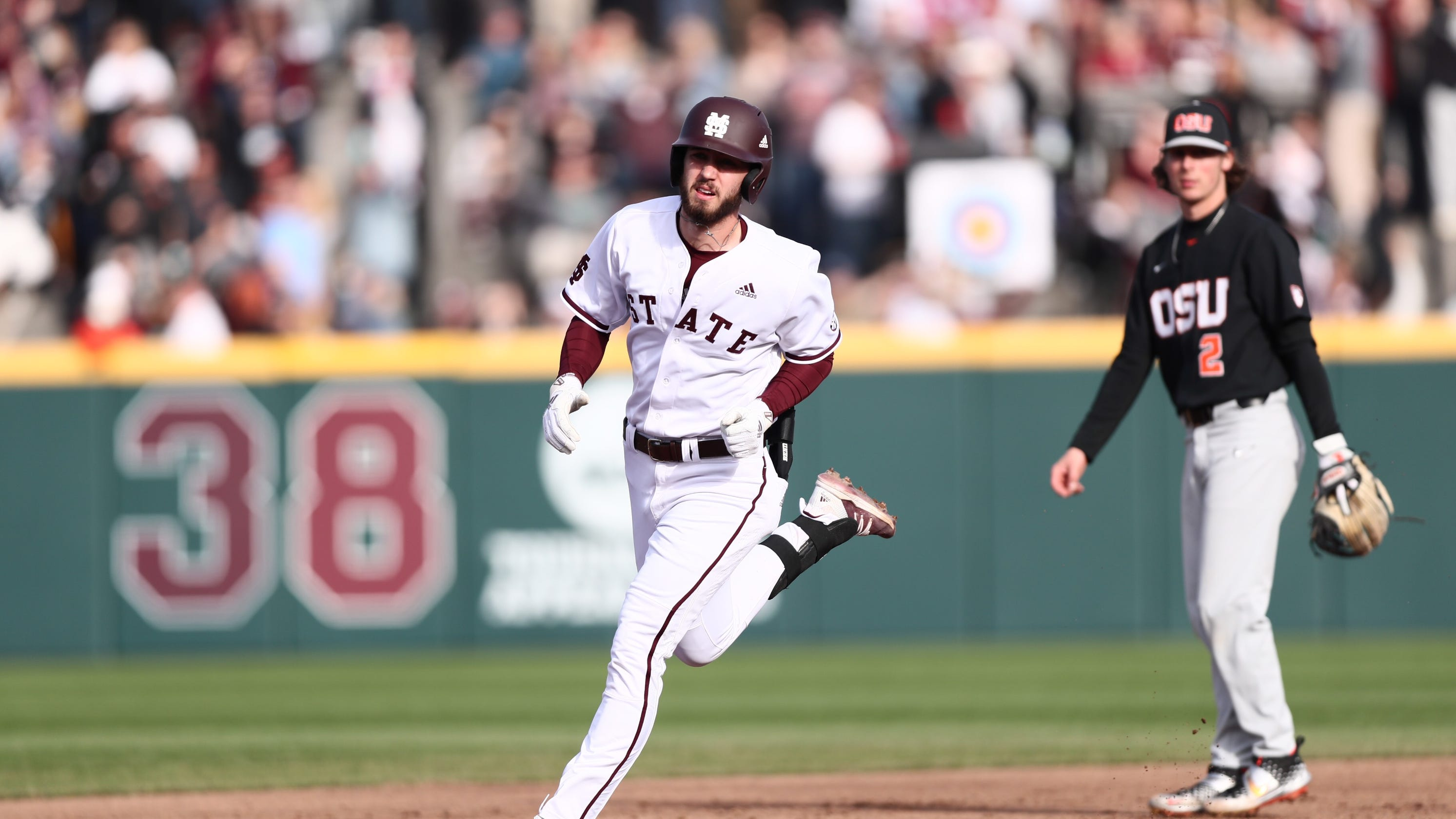Mississippi State's aggressiveness at plate leads to series-clincher over Oregon State