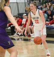 Shelby's Emma Randall was named Division II Third Team All-Ohio.