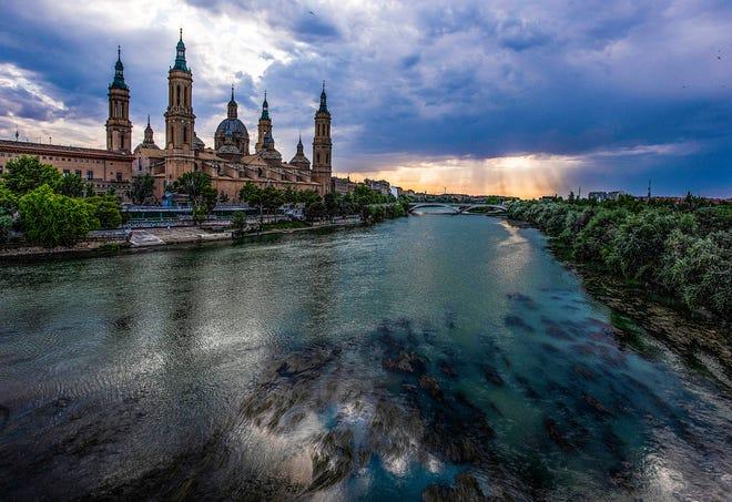 The splendor of Zaragoza.