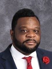 Walter James was the assistant principal at Jefferson Davis High.