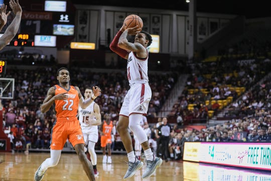 The WAC tournament will run from Thursday-Saturday at The Orleans Arena in Las Vegas, Nevada.