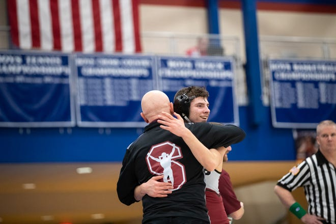 Dominic Frontino headlines a strong list of Franklin County wrestlers who hope to shine in what is bound to be a strange 2020-21 season.