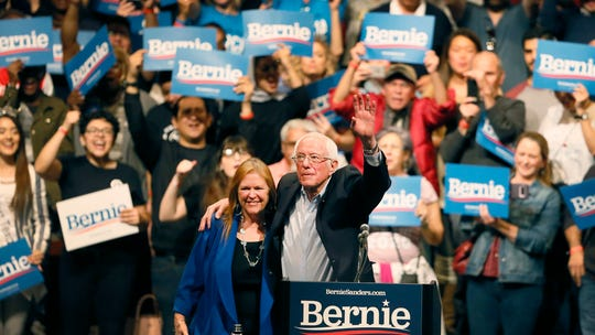 Bernie Sanders' Nevada win forces Democrats to reckon with potential impact of his nomination