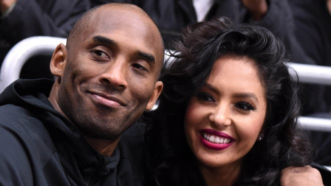 Vanessa Bryant Finds One More Letter From Kobe Bryant