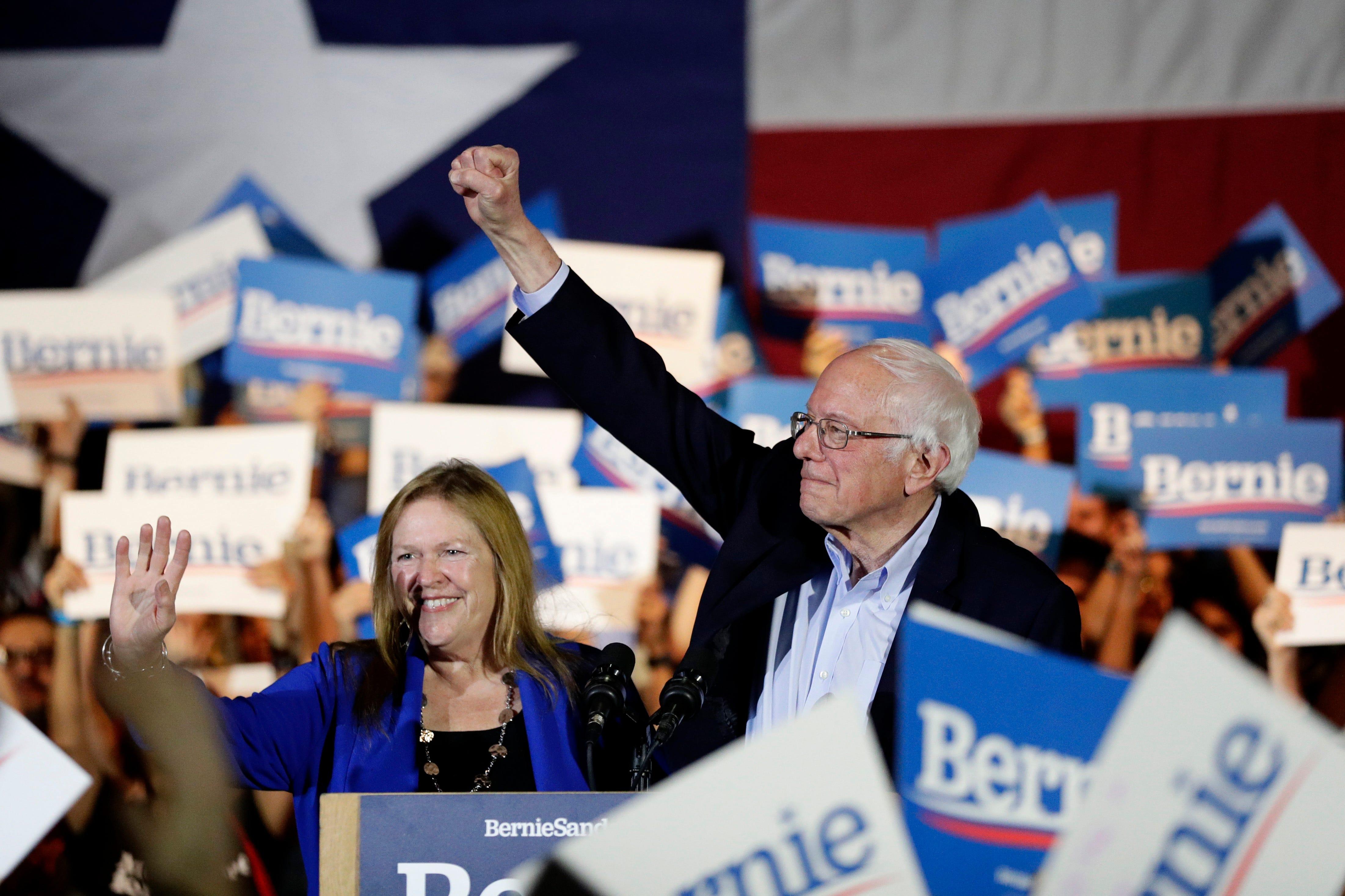 Bernie Sanders` Nevada win leaves Democrats worried about...