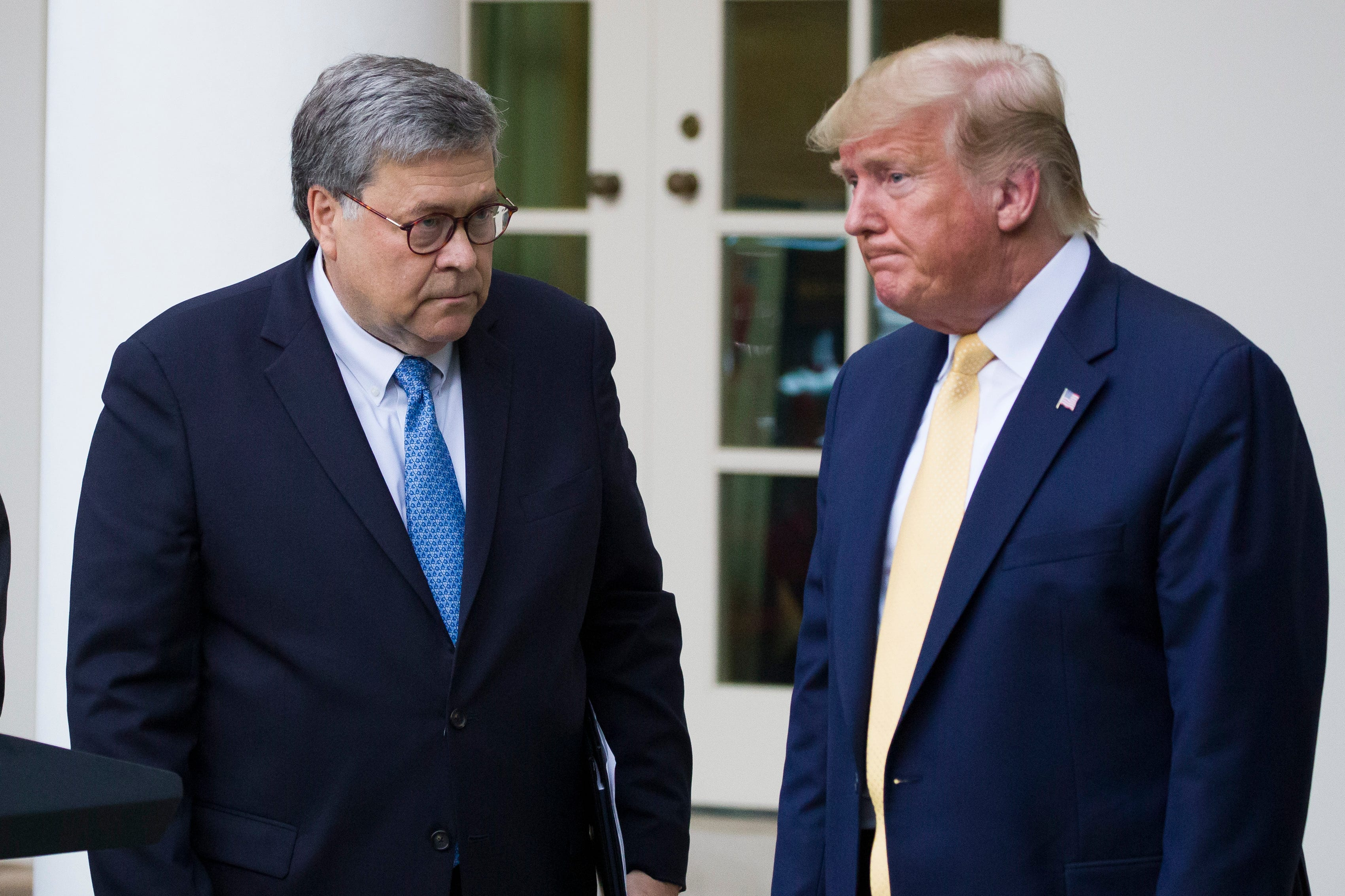Federal lawyers are accountable to ethics and the public, not Donald Trump and Bill Barr