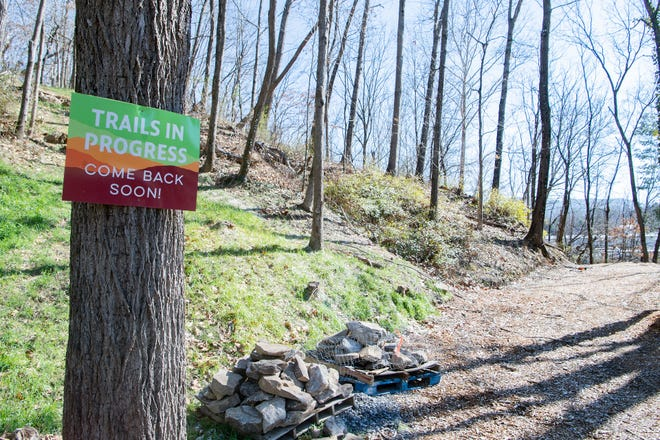 Highland Brewing Company will be opening a new hiking trail on their land the weekend on March 7 allowing visitors to enjoy a walk in nature before or after they enjoy a brew.
