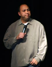 Kermet Apio plays the Suquamish Clearwater Casino March 10 as part of its Tuesday night stand-up comedy series.