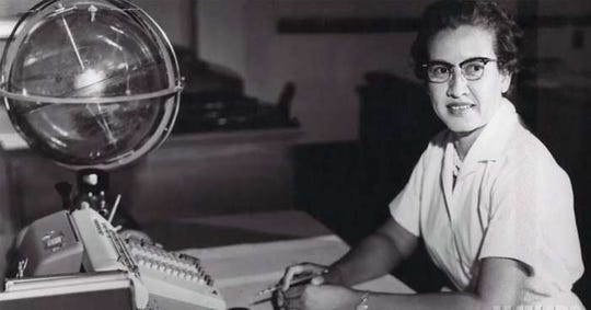 La matemática de la NASA Katherine Johnson falleció a los 101 años, el 24 de febrero de 2020.