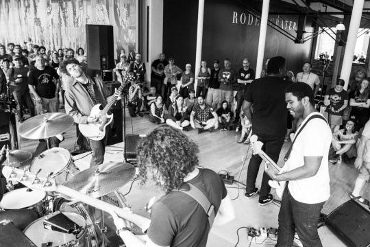 Burlington rockers Rough Francis headline a Feb. 28 show at ArtsRiot.