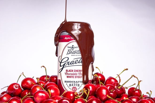 Graeter's Ice Cream and Braxton Brewing Company Launch Newest Collaboration: Graeter's Black Cherry Chocolate Chip White Stout.