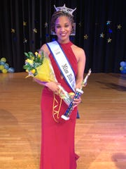 Sh'Niya Horn was crowned the 2020 Miss Black Clarksville on Feb. 22, 2020.