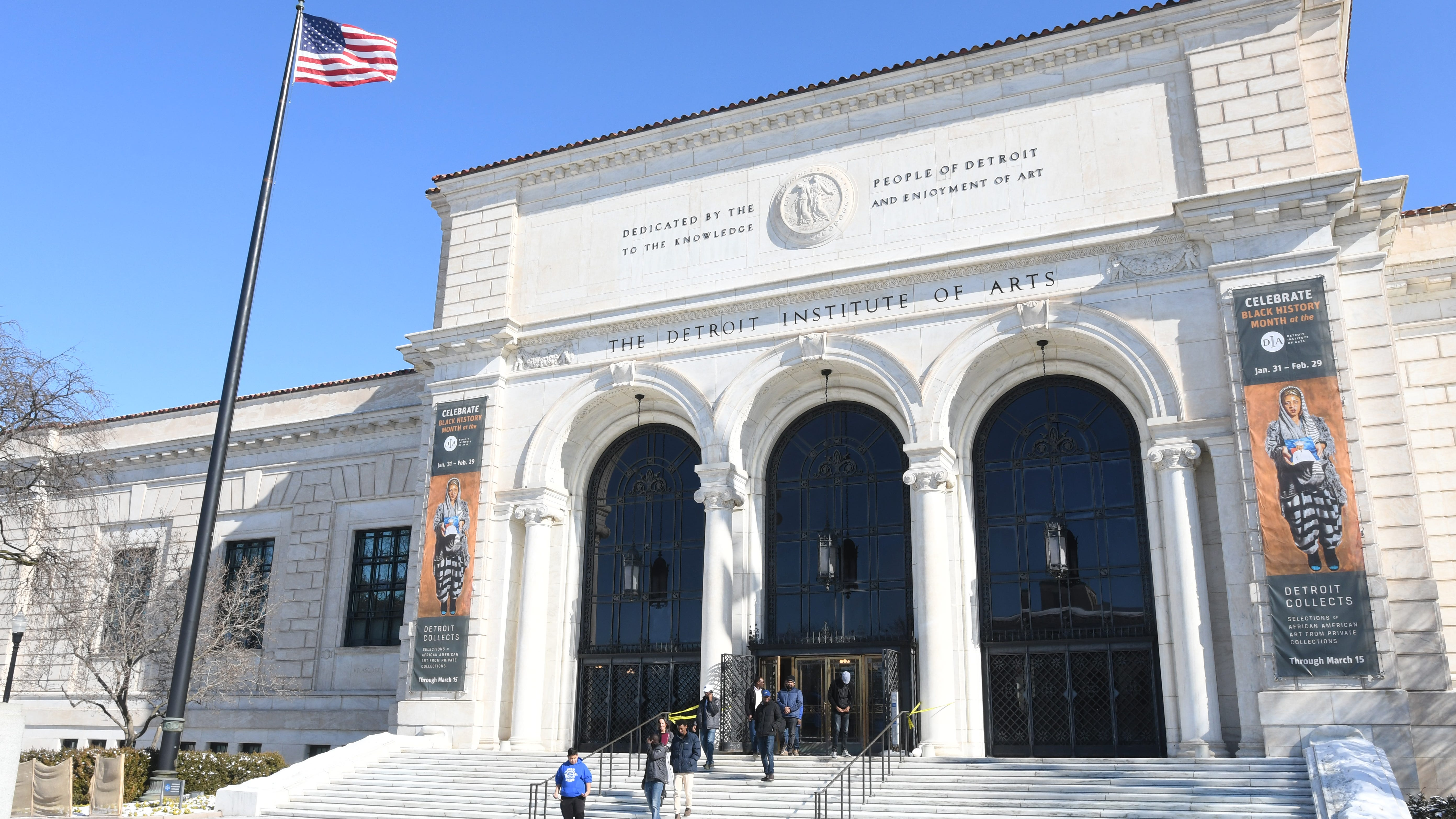 Detroit's Cultural Center to get free outdoor Wi-Fi