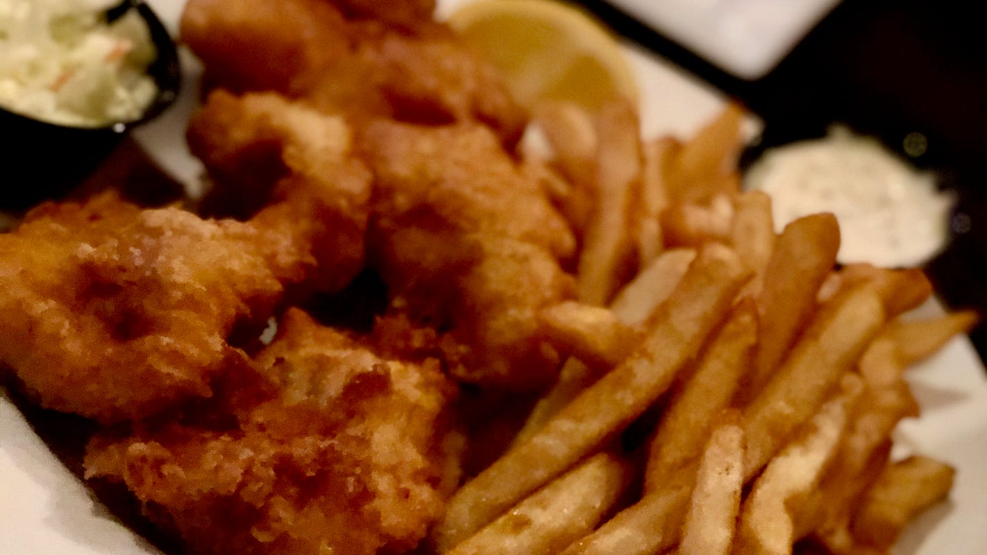 Reel in fried cod, perch, shrimp and more area Lenten fish fries