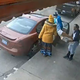 Video of suspect in stolen catered order