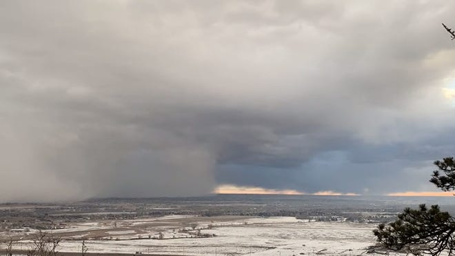 Colorado Snow Squall Warning What The New Alert Means