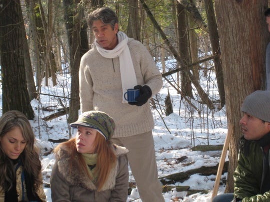 """""""Project Solitude: Buried Alive,"""" starring Eric Roberts, wraps up the Green Bay Film Festival's weekend of thrillers, shorts, documentaries and features at St. Norbert College."""