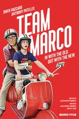 """""""Team Marco"""" opens the Green Bay Film Festival on Friday night."""