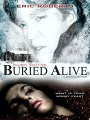 """""""Project Solitude: Buried Alive"""" promotional poster."""