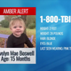 The Tennessee Bureau of Investigation gives an update on the Amber Alert case of 15-month-old Evelyn Mae Boswell.