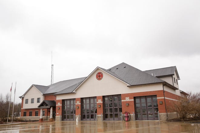 Wabash Township Volunteer Fire Department and trustee office.