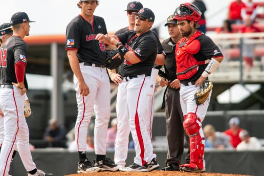 UL baseball coach Matt Deggs hopes that in 2021 the Ragin' Cajuns pick up right where they left off when the coronavirus pandemic ended their 2020 season.