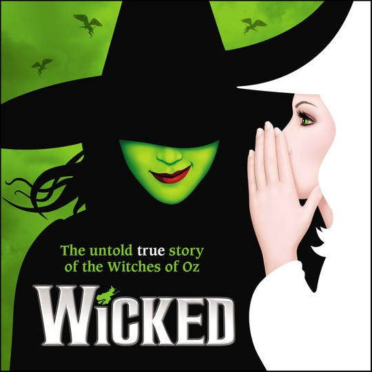 Wicked, the untold true story of the Witches of Oz.