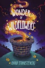 """""""The Wonder of Wildflowers"""" by Anna Staniszewski."""