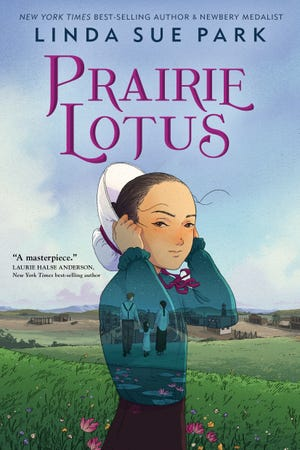 Prairie Lotus. By Linda Sue Park.