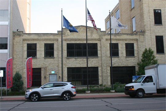 A historic office building on South 70th Street in West Allis is to be converted into an events venue as part of the Allis Yards project.