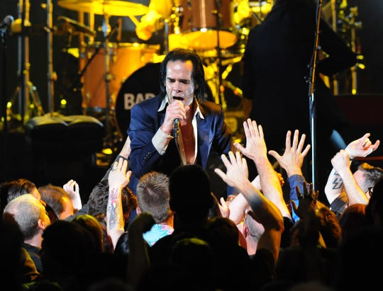 Nick Cave and the Bad Seeds will perform at the Miller High Life Theatre Sept. 18, only the band's second headlining show in Milwaukee in their 37-year history.