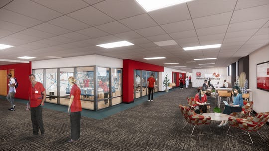 MSOE will expand its School of Nursing in the coming months, making space for new labs and new academic programs.