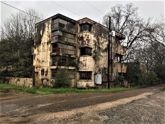 Feb. 24, 2020 photograph of Grove Court Apartments