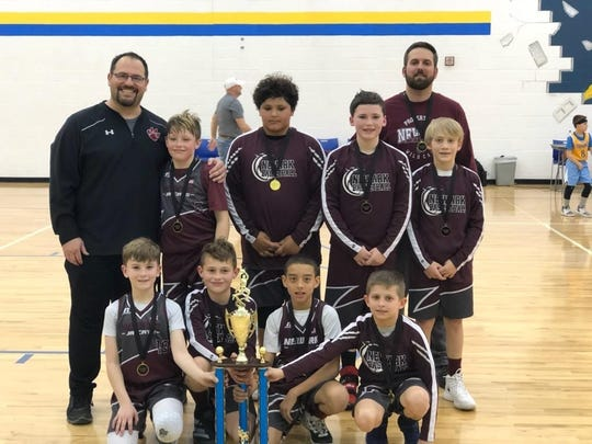 The Junior 'Cats picked up another championship, this time at West Muskingum.