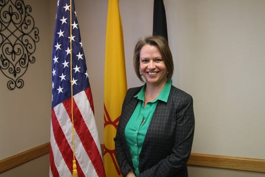 New Mexico Public Lands Commissioner Stephanie Garcia Richard