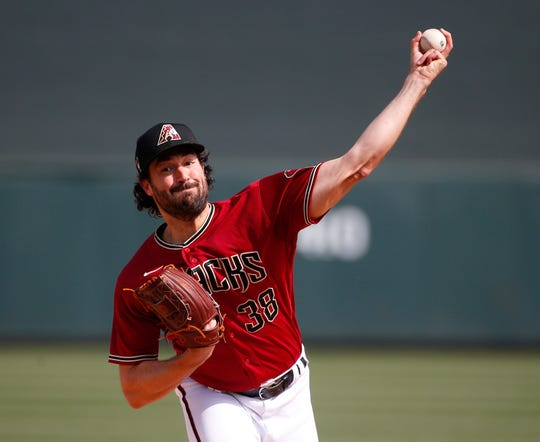 The trade speculation surrounding Arizona Diamondbacks pitcher Robbie Ray and the New York Yankees is back ... again.
