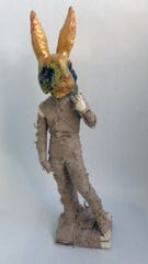 Rabbit Head by Jeffrey Falk will be on show at Burton Barr Central Library's @Central Gallery March 1-April 24.