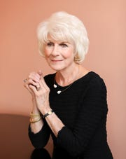 "Diane Rehm will talk about her new book, ""When My Time Comes,"" in Phoenix on March 1, 2020"