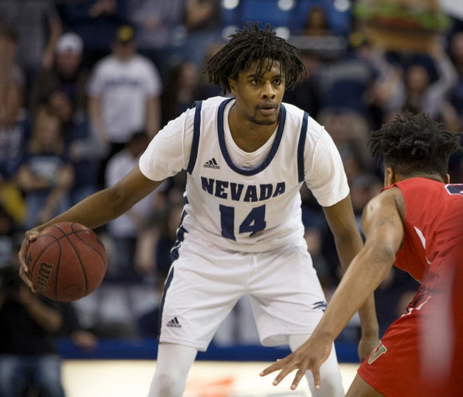 Lindsey Drew played in 130 games for Nevada, most often guiding the offense from the point guard position.