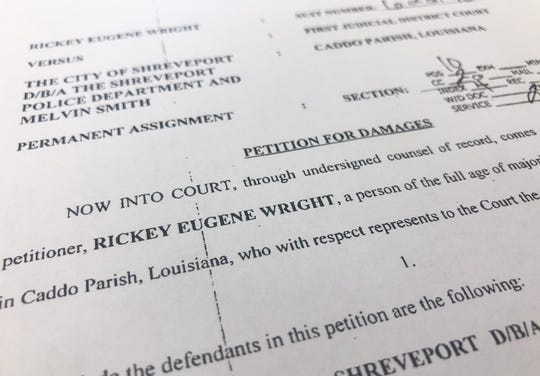 A localman is suing the City of Shreveport, Shreveport Police Department and a Shreveport police officer for damages on accusations of wrongful arrest and/or detention, false imprisonment and injury, stemming from an incident that took place in February 2019.