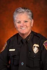 Terri Brown ischief of the FSU Police Department.