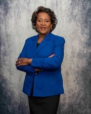 Pam Hightower campaign photo. Hightower filed late Friday, Feb. 21, to challenge current Leon County School Superintendent Rocky Hanna in the race for re-election.