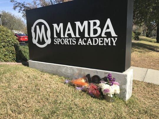 The Sports Academy will take Mamba out of its name.