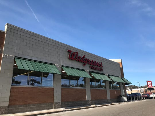 The Walgreens at 504 S. 17th Ave. in Wausau, pictured here on Feb. 24, 2020, is asking the city to refund it $22,905 in 2019 property taxes.