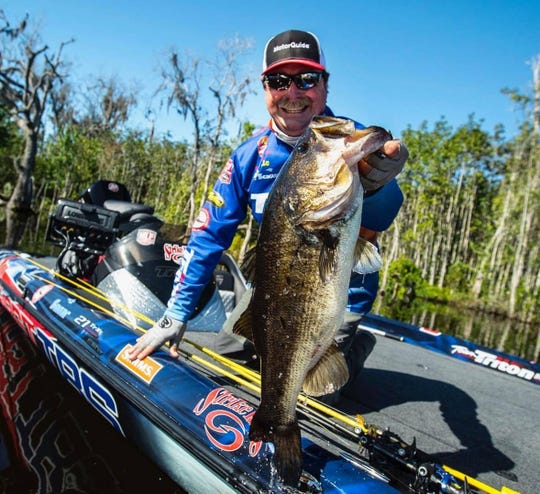 Shaw Grigsby will appear at the The Progressive Insurance World Fishing and Outdoor Exposition at Rockland Community College.