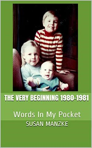 The book cover for Susan's new collection of columns between 1980 and 1981.