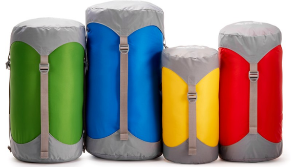 Yes, your sleeping bag could be this compact too.